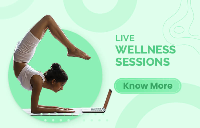 Live Wellness Sessions